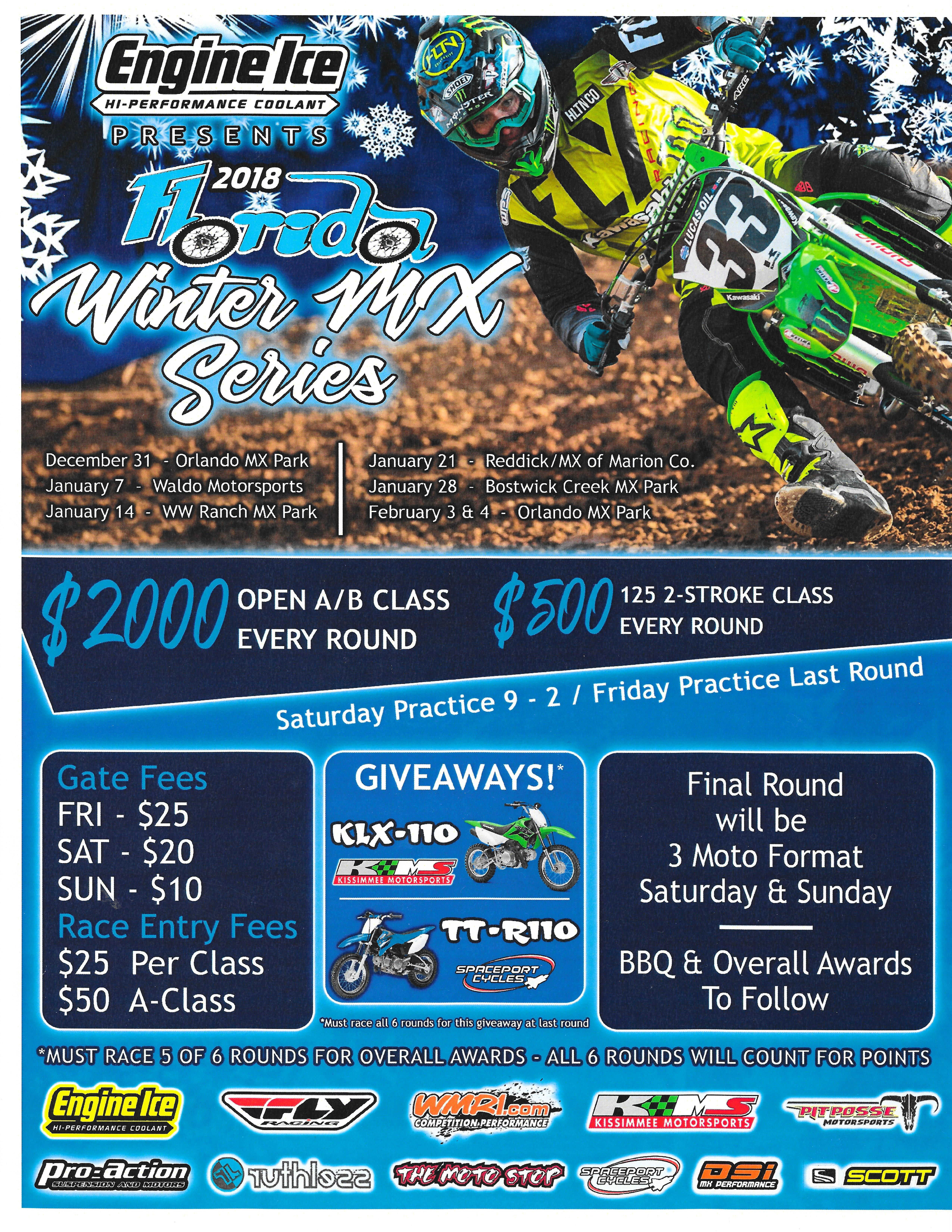 welcome to the florida series website u2013 motocross racing form feb